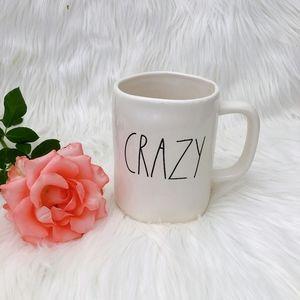 Rae Dunn Crazy Mug